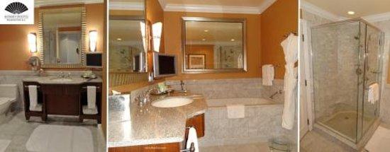 Mandarin Oriental, Washington DC : Bathroom