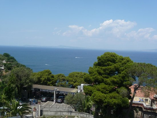 Hotel Miramare : View from swimming pool