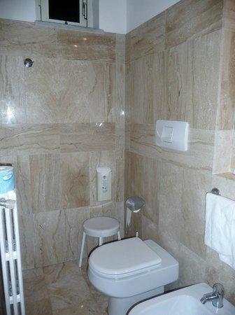 Hotel Miramare : Our bathroom