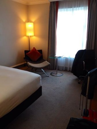 Hilton Dublin: our room