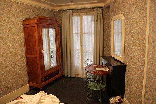 Port-Royal Hotel : Bedroom