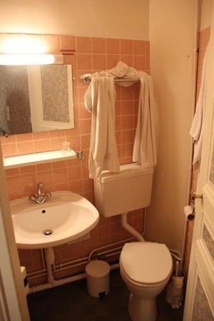 Port-Royal Hotel : Bathroom