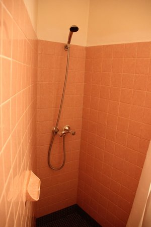 Port-Royal Hotel : Shower