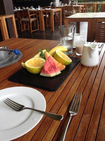 Boucan by Hotel Chocolat: Breakfast Fruit Platter