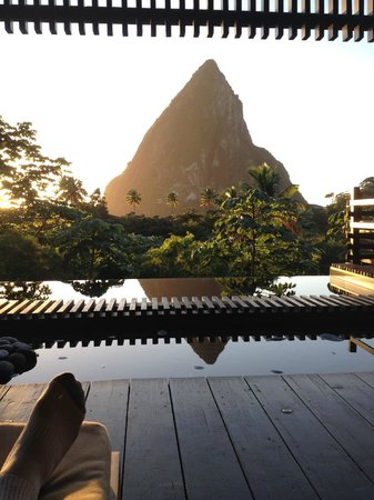 Boucan by Hotel Chocolat: View from Pool Area