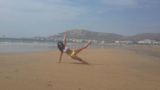 Atlantic Palace Agadir: beach side