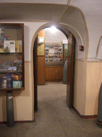 Vladivostok Fortress: Залы экспозиции