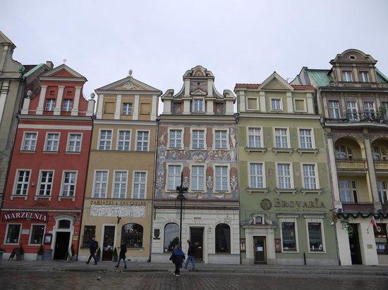 Old Market Square : The Market Square