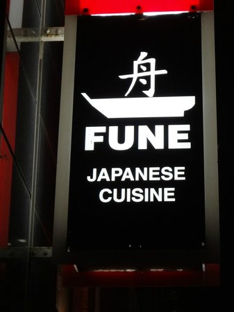Photo of Japanese Restaurant Fune at 100 Simcoe St, Toronto M5H 3G2, Canada