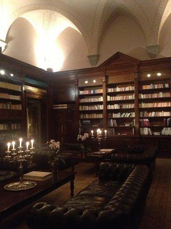 Il Salviatino: Bibliotheque