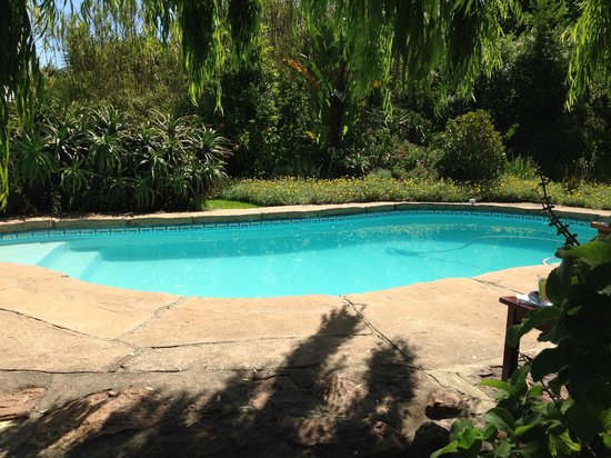 Augusta de Mist Country House: Pool