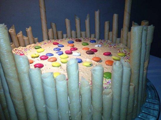 Queen Boulevard: Mi tarta