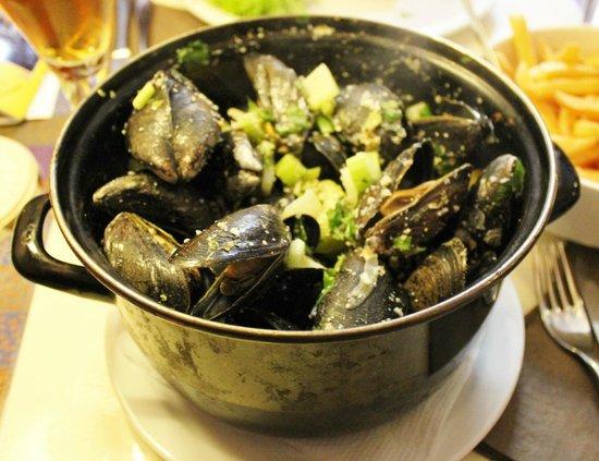 Bistro t' Lammetje: best mussels ever