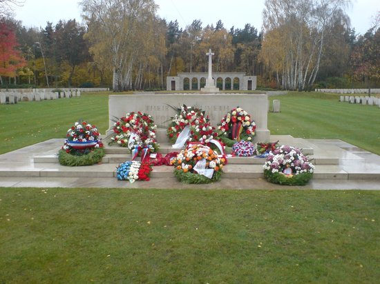 British & Commonwealth War Cemetery Berlin