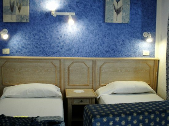 Apartamentos Oro Blanco: sleeping area