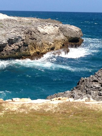 Corales Golf Course: 7 holes on the water