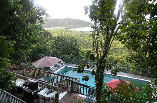 Concordia Eco-Resort : View from Studio