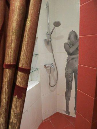 VIP Apartment Minsk: Душевая
