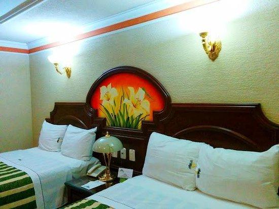 Hotel Casino Plaza: Beds