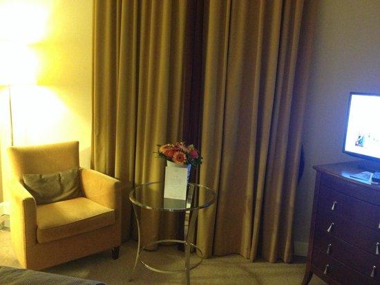 Corinthia Hotel Budapest: la chambre