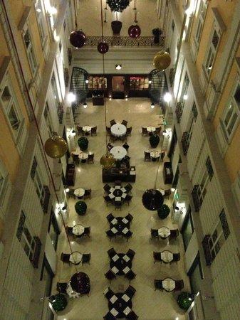 Corinthia Hotel Budapest : salle à manger