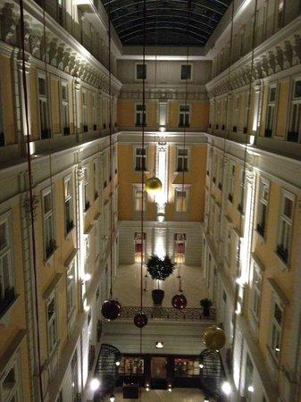 Corinthia Hotel Budapest : l'intérieur