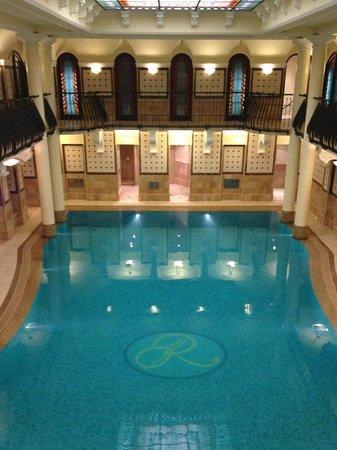 Corinthia Hotel Budapest : le spa