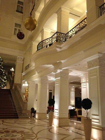 Corinthia Hotel Budapest: le hall