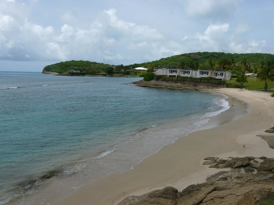 Hawksbill by Rex Resorts: Honeymoon Cove (3rd beach)