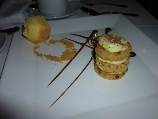 Cafe Luso: Dessert