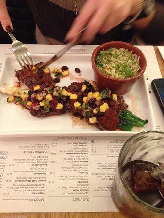 Wahaca Covent Garden: Steak