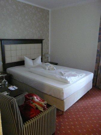 Ostseehotel - Villen im Park: Zimmer 221 im Haupthaus
