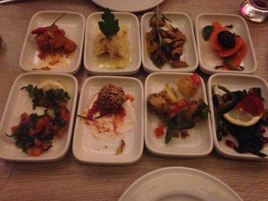Restaurant L'Orient : Vorspeise