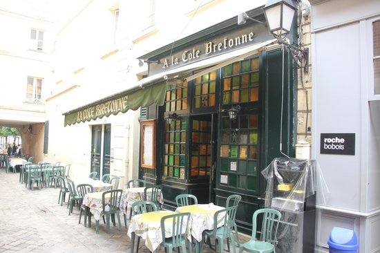 A la Cote Bretonne : Great Crepes!