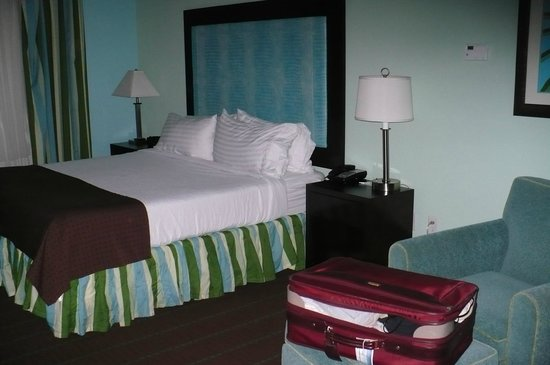 Holiday Inn Hotel & Suites - Ocala Conference Center: King Bed Corner Room