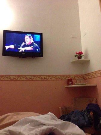 Hotel Martini: Camera matrimoniale