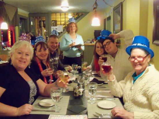 Terrace Inn Grand Lake: Happy New Year!