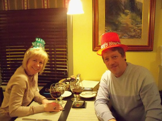 Terrace Inn Grand Lake: Happy New Year!