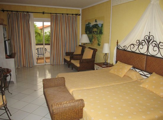 Hotel Playa Pesquero Resort, Suite & SPA: basic room