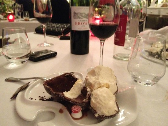 Domaine de Raba: The Worst Dessert ever in the history of French Cuisine