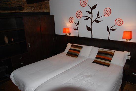 Hotel Alda Algalia: Habitacion
