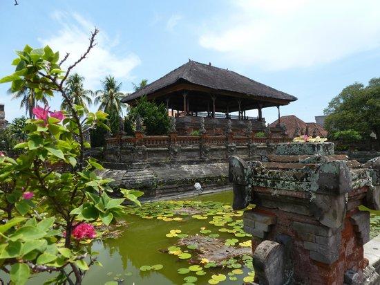 Klungkung Temple: edificio