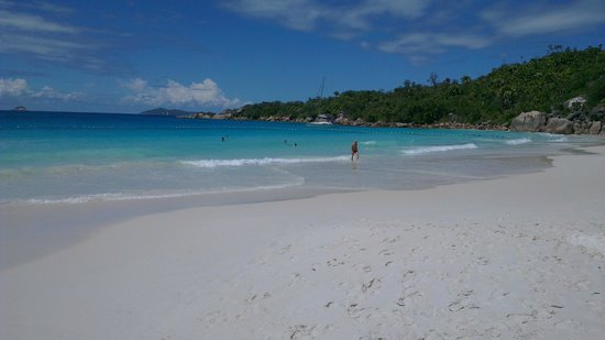 Hide Away Holiday Apartments: Anse Lazio