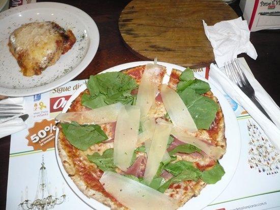 Pane e Vino: Pizza Alessandro