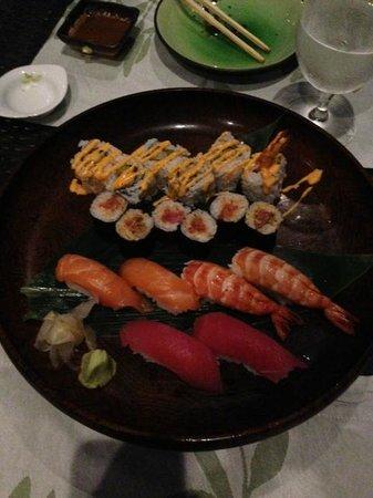 Kazu : sushi