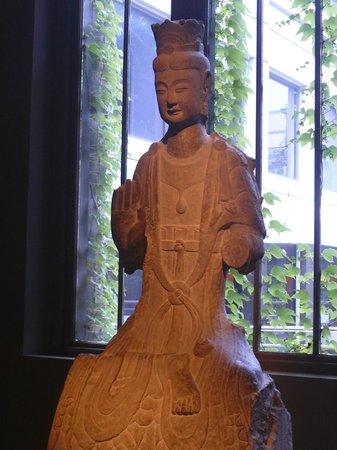 Museum of Fine Arts: Statuary at Boston MFA