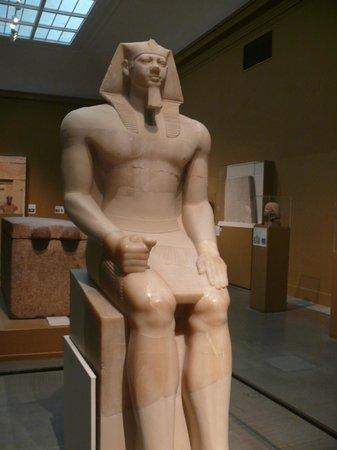 Museum of Fine Arts: Egyptian artifacts MFA Boston