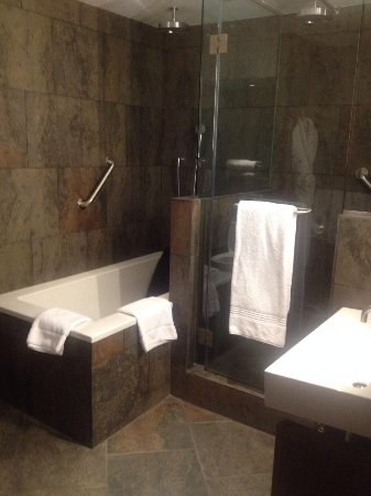 Le Meridien Barcelona: Prestige suite bathroom