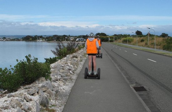 Move Nelson Segway Tours : Lovely day with segway