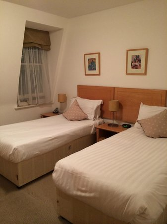 The King`s Wardrobe Serviced Apartments by BridgeStreet: Twin room